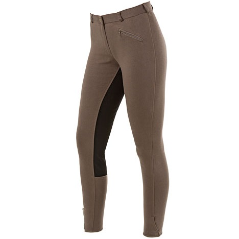 Kerbl Riding Breeches Economic, wood, size 36