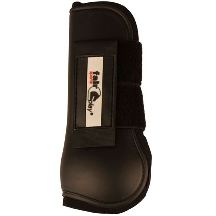 Fair Play Boots SPORT front neopren, black and black