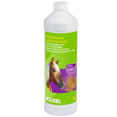 Kerbl Horse Shampoo with Oat Proteins 1L